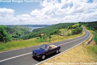 Blackall Range Tourist Drive