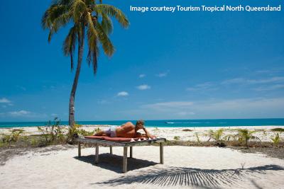 Torres Strait Islands Queensland Australia Coconut Island Torres Strait