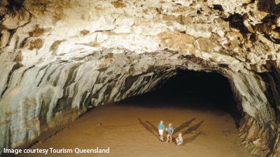 Undara Lava Caves